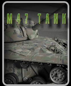 M47 Tank