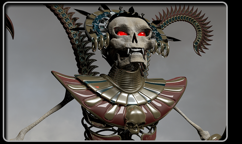 Ancvient Egyptian Vampire