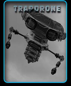 Trap Drone